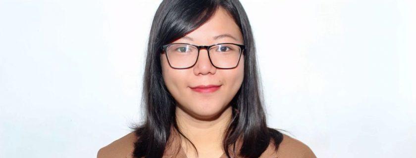 Friska, Mahasiswa Desain Grafis sebagai Best Presentation di ajang INDDEX 2021